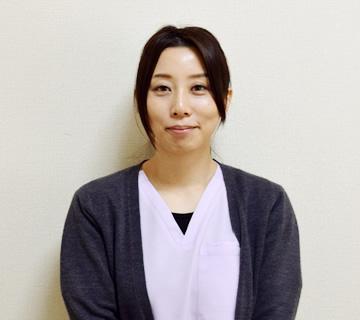 理学療法士:福井 彩香(ふくい あやか)