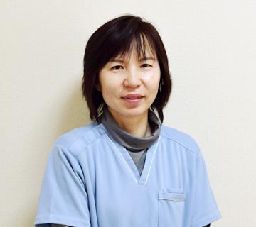 看護師:川合 智子(かわい ともこ)